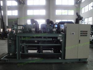 -25deg C Water-Cooling Condensing Unit