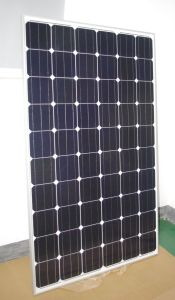 Factory for 275W Mono Solar Panel with TUV Certificate pictures & photos