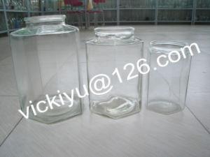 1L~12L Big Glass Storage Jars, Big Food Glass Container