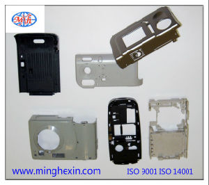Gray Plastic Molded Housing with ISO SGS