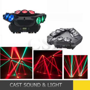 Popular Moving Head Light Spider LED Beam pictures & photos