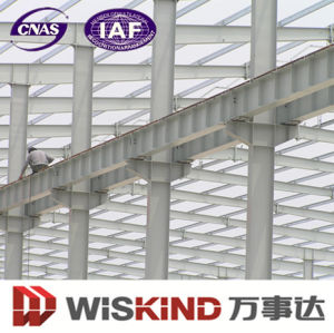 Wiskind Prefab High Rise Steel Structure Building pictures & photos