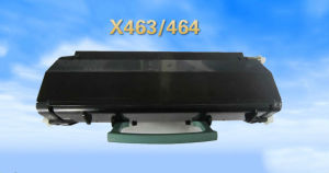 Compatible Black Toner Cartridge for Lexmark X463/464/466mfp
