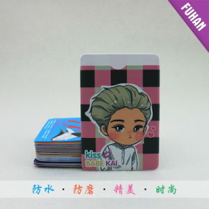 Little Boy Cartoon Printing ID Card Holder pictures & photos