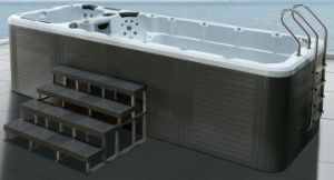 Cedar Cabinet Party 5.8 Meter Swim SPA (ZR7801)