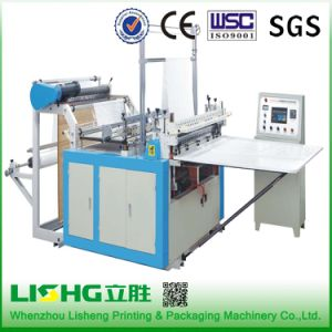 Bottom Sealed Bag Making Machine (2 Lines) (GFQ) pictures & photos
