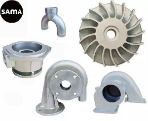 Steel Investment Casting for Pump Part pictures & photos