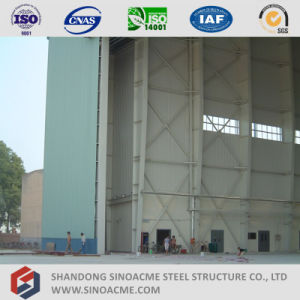Large Span Steel Structure Aircraft Hangar pictures & photos