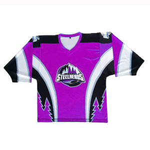 Ice Hockey Jerseys with Full Sublimated Custom Artwork pictures & photos