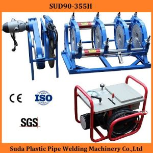 ISO, Ce, SGS Certification with Hydraulic HDPE Welding Machine (90-355mm) pictures & photos