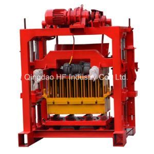 Qt4-40 Manual Paving Block Making Machines Small Scale Brick Making Machine pictures & photos