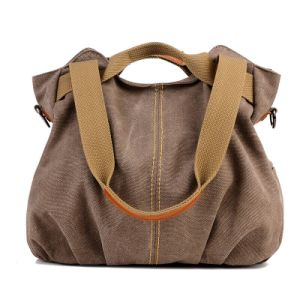 Wholesale Fashion Ladies School Bag, Canvas Bag pictures & photos