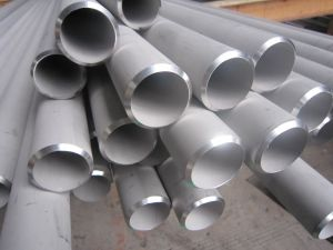 ASTM Seamless Stainless Steel Pipe/Sheet/Round Bar/Angle/201 Ss Squares/Rectuangulars pictures & photos