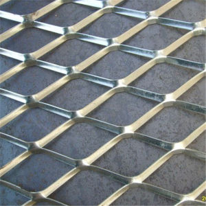 Powder Coated Stainless Steel Expanded Metal Sheet pictures & photos