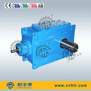 Hh Hb Series Parallel Shaft Industrial Helical Gearbox