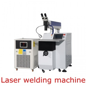 Laser Welding Machine with Movable Table pictures & photos