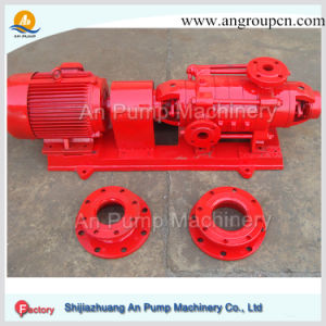 Multistage High Pressure Centrifugal Horizontal Fire Pump pictures & photos