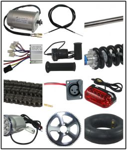 Spare Parts of Tool Kit pictures & photos