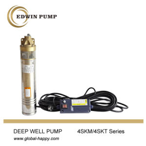 Deep Well Borehole Submersible Water Pump pictures & photos