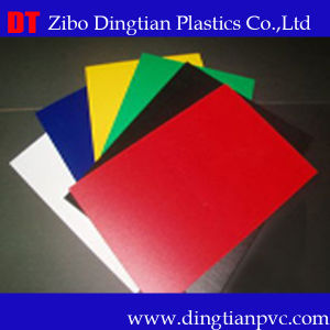 Various Colors Rigid PVC Foam Board for Signboard pictures & photos