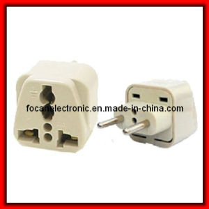 Universal Plug Adapter Type C for Europe, Russia, UAE pictures & photos