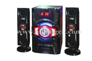 2.1 Speaker with LED Display Usbfm-5008A/2.1 Ailiang