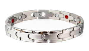 Pure Titanium Cross Health Care Germanium Energy Bracelet pictures & photos