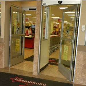 China Supplier of Automatic Swing Door (DS-S180) pictures & photos