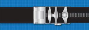 Ratchet Straps for Men (HPX-170409) pictures & photos