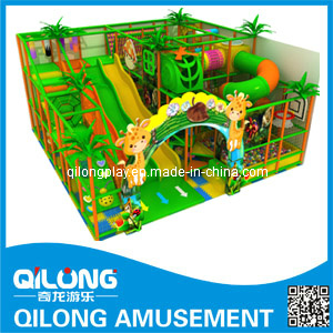 Safety Kids Indoor Playground (QL-3068A) pictures & photos