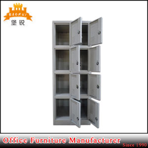 Jas-029 Modern Bedroom Furniture Steel Storage Wardrobe Lockers pictures & photos