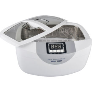 2.5L Economic Durable Digital Screen Dental Ultrasonic Cleaner pictures & photos