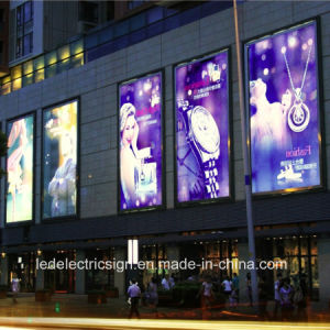 Outdoor Wall Mounted LED Light Box for Advertising Display pictures & photos