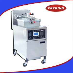 Pfe-600L High Power Stainless Steel Broasted Fryer/Electric Pressure Fried Chicken Equipment pictures & photos