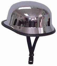 Chrome Plated German Style Helmet (WL-907)