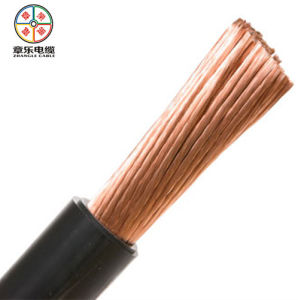 PVC Copper Cable for Houe Electrical Wiring pictures & photos