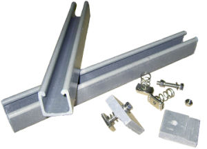 Slotted Strut Channel for Steel Joist Keel Frame pictures & photos