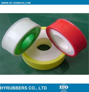 100% PTFE Adhesive Tape PTFE Seal Tape pictures & photos
