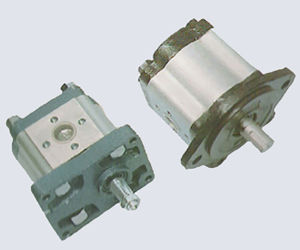 High Pressure Hydraulic Gear Fuel Oil Pump for Agricultural Machinery