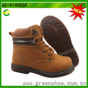 New Teen Boy Winter Boots pictures & photos