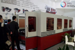 Fiber Laser Cutting Machine with Ipg Photonics Laser Source