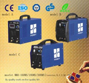 MMA Inverter Mosfet Welding Machine (MMA-160ms/180ms/200ms) pictures & photos