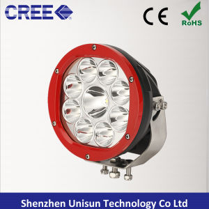 7inch 12V 90W CREE LED Car 4X4 Driving Work Light pictures & photos