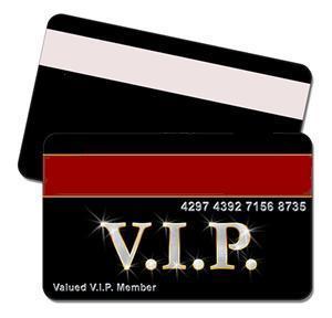 PVC VIP Card (LBD-PVC-25)