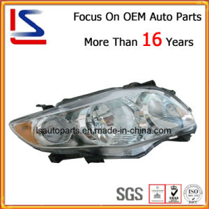 Auto Front Light for Toyota Corolla 2007-2010 (USA MODEL) pictures & photos