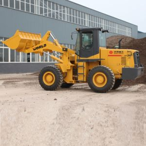 China 5ton Middle Wheelbase Wheel Loader pictures & photos