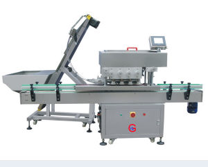 Automatic Linear Screw Capping Machine pictures & photos