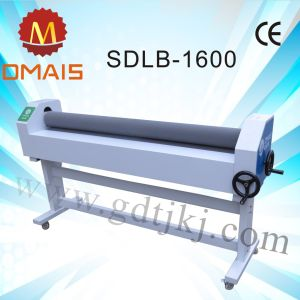 Wide Format Cold Roller to Roller Laminator for Sale in China pictures & photos