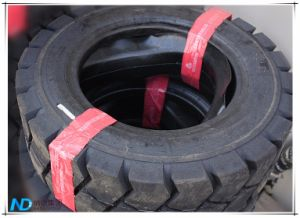 Expert Manufacturer Forklift Tyre (500-8, 825X9-15, 650-10, 700-12, 825-15) pictures & photos