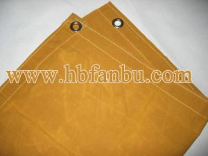 Cotton Tarpaulin for Truck Cover